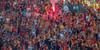 Galatasaray 22. şampiyonluğunu kutluyor