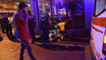 Kadıköy'de linç girişimi ! Satırla saldırdıalr