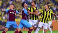 Fenerbahçe - Trabzonspor / Maç sona erdi