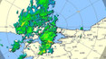 İstanbul'da beklenen yağış başladı