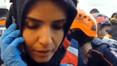 Türkiye'nin konuştuğu Azize'nin kurtarılma anı kamerada