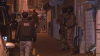 İstanbul'da gece yarısı operasyonu: Çok sayıda gözaltı