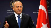 Bakan Çavuşoğlu'ndan vize krizi için flaş sözler