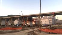 Hızlı tren inşaatında göçük: 1 işçi yaralandı