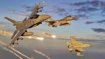 Nefes aldırılmıyor... Irak'ın kuzeyine hava harekatı !