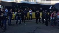 Fenerbahçe taraftarı uyarıları dinlemedi