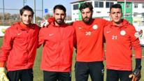 Sivas Belediyespor'un tek rakibi Barcelona oldu !