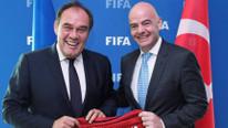 FIFA Futbol Zirvesi İstanbul'a yapılacak