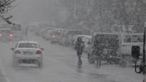 Meteoroloji'den gelecek hafta için kar yağışı uyarısı