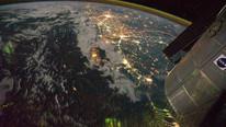 Uzaydan da görüntülendi; inanılmaz ülke sınırları !