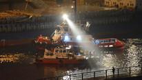 Balıkesir'de otomobil limandan denize düştü