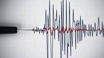 İzmir'de korkutan deprem ! Sallandılar