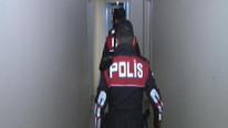 Polis göz açtırmıyor ! 21 rezidans dairesine operasyon