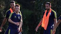 Valbuena Antalyaspor maçında oynayacak mı ?