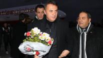 Malatya'da Beşiktaş izdihamı !