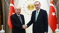 Cumhurbaşkanı Erdoğan ile Bahçeli'den sürpriz karar