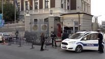 İstanbul'da sıcak dakikalar ! İki konsolosluk önünde bomba alarmı
