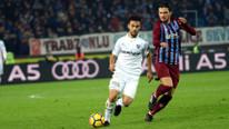 Trabzonspor - Bursaspor maçına altyapı damgası