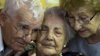 Avrupa'nın en yaşlı insanı hayatını kaybetti