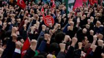 Ankara'da bugün... Binlerce vatandaş sokaklara döküldü