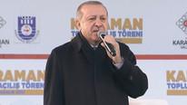 Erdoğan'dan havalimanı müjdesi: 2020'de uçakla geleceğiz