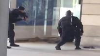 Paris'te saldırı paniği: Polis alarma geçti