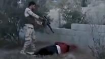 Kan donduran görüntüler ! Askerler sivilleri katletti