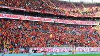 Türk Telekom Arena'da kandil ve bayram mesajları