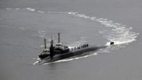Dünya diken üzerinde ! Nükleer denizaltı kıyıya yanaştı...
