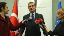 AB Bakanı'ndan Avrupa'ya tarihi uyarı