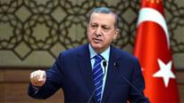 Erdoğan'dan sert tepki: ''Tanımıyoruz''