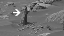 Dünya Mars'ta çekilen bu görüntüyü konuşuyor