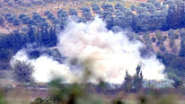 Suriye'den Hatay'a top mermisi atıldı !