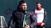 Ümit Özat'tan futbolculara çok sert uyarı