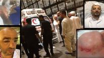 Türk cemaatleri kutsal topraklarda kavga etti