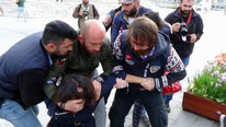 Girişlerin yasak olduğu Taksim'de 3 kişi gözaltında !