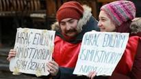 Açlık grevi yapan isimler tutuklandı !