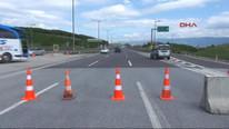 Sürücüler dikkat ! O yol 22 gün kapalı...