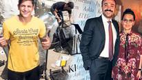 Demet Akalın'dan kağıt toplayıcı şampiyona destek