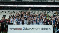 TFF 1. Lig'e yükselen son takım belli oldu !