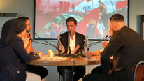 Türkiye-Hollanda krizinin mimarı Türklerle bir araya geldi
