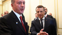 Erdoğan'ın ilk görüşmesinden sıcak anlar