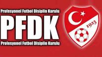 PFDK'dan Fenerbahçe'ye şok ceza !