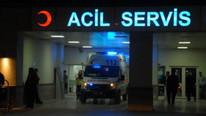 Eskişehir'de korkutan patlama: Yaralılar var !