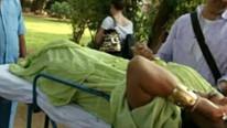 Bülent Ersoy'u hastaneye kaldırıldı