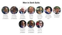 New York Times Cumhurbaşkanlığı korumalarını hedef gösterdi