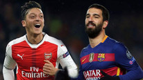 Arda Turan ve Mesut Özil'den 'Ramazan' mesajı