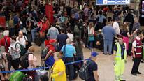 Siber saldırı havalimanını birbirine kattı !
