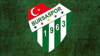 Bursaspor'da şok istifa !