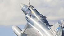 Komşuda büyük şok ! Savaş uçağı düştü